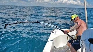 Bachelor Party goes Shark Fishing!