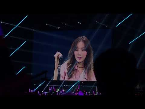 180421 Taeyeon - Best of Best Concert in Taipei (full performance.)