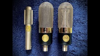OPR Ribbon Microphone Shootout
