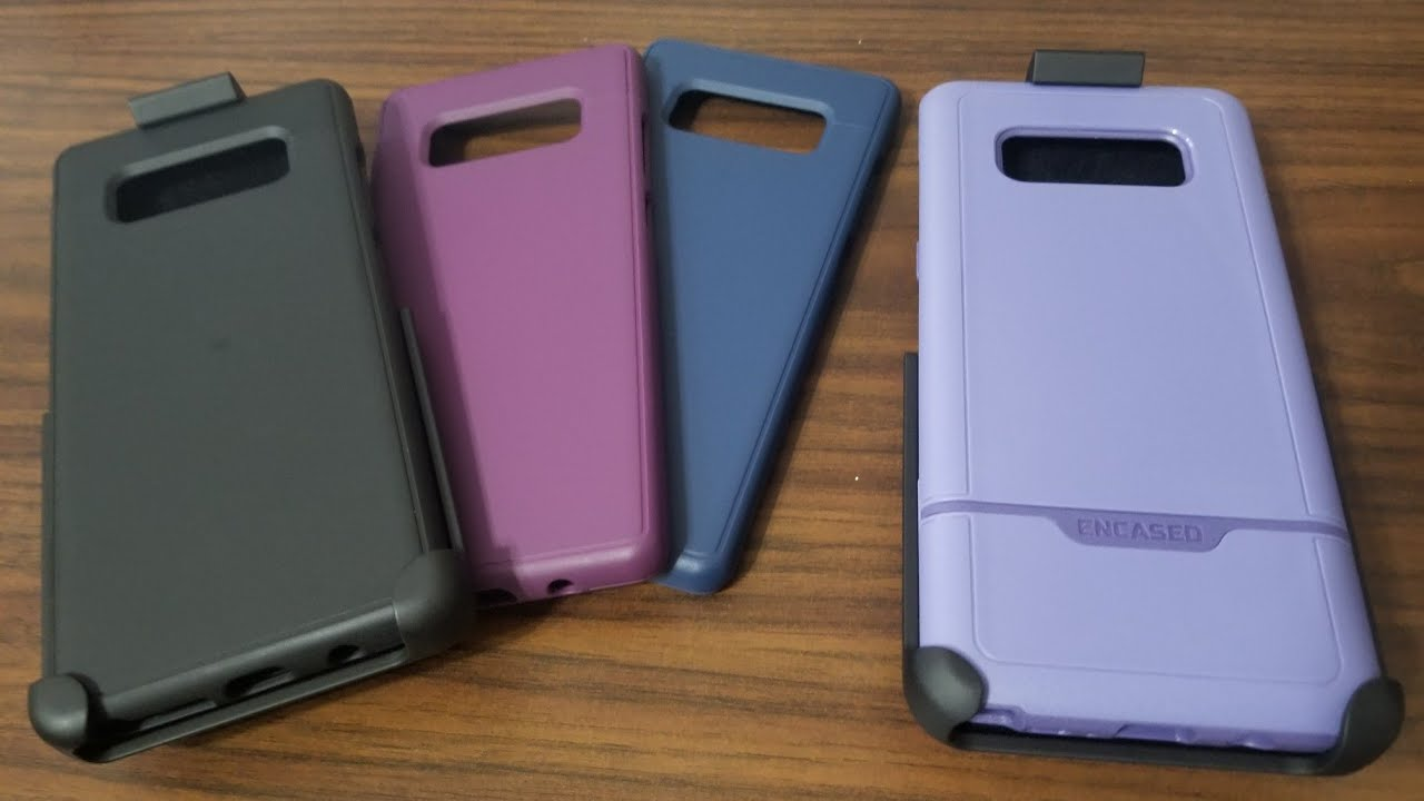 new products 5f6db 58a25 OTTERBOX KILLER Samsung Galaxy Note 8 Encased Review!