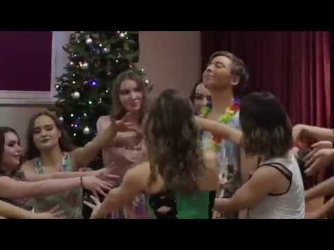 Tallinna Õismäe Vene Lütseum Christmas Show 2017