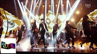 [Girls' Generation] 'Mr.Mr' Mr. Mr @ popular Inkigayo 140323