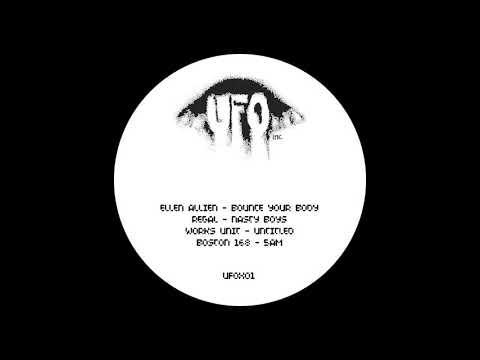Regal - Nasty Boys [UFOX01]