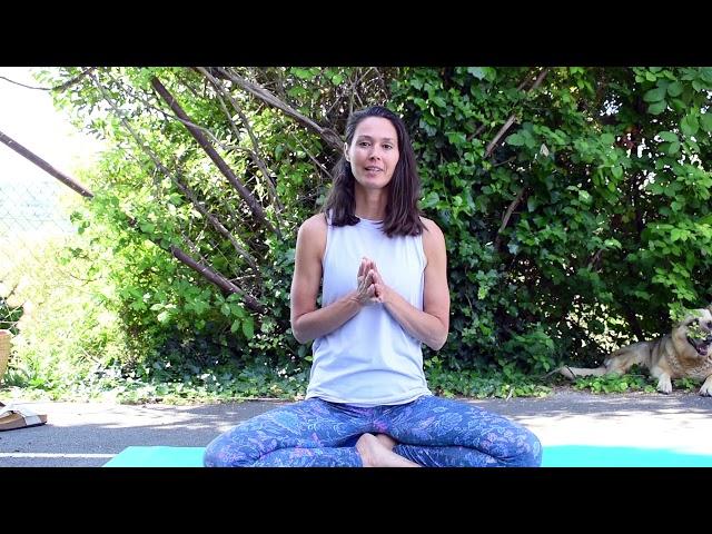 Poletna joga v naravi - čudovitem Strunjanu