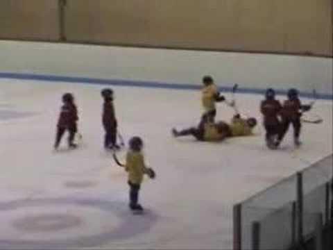 good hockey  MAG 2 charlesbourg quebec canada