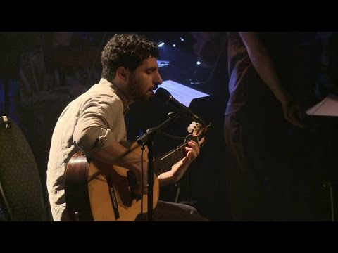 José González & The String Theory – Far Away (Live at Admiralspalast Berlin 2011)