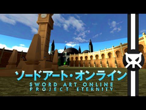 Road to level 40 sword art online project eternity part for Floor 5 boss swordburst 2