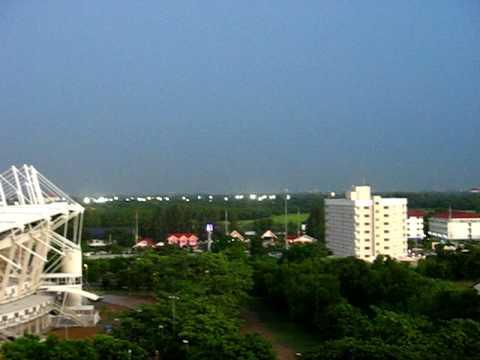 Thammasart University, Rangsit Campus, Thailand, Visited 2008