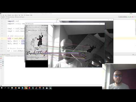 Feature Matching (Brute-Force) – OpenCV 3 4 with python 3 Tutorial