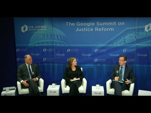 Google Summit on Justice Reform