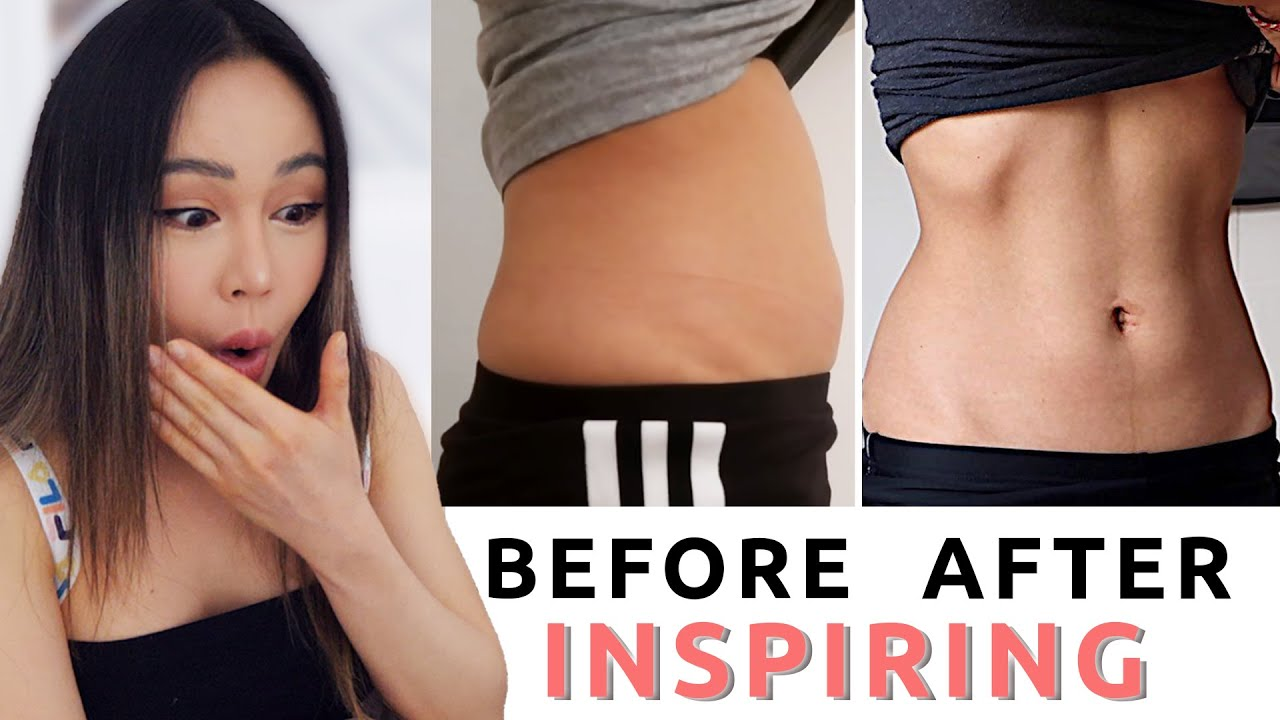 Most Inspiring Before After Results   Quadruple Amputee tries #ChloeTingChallenge