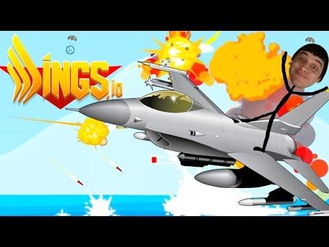 Wings.io - heaveNBUL 447 ИЛЯХУ! ( Browser Games )