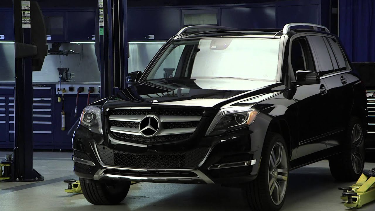 Mercedes Benz Service A At EuroMotorcars Germantown