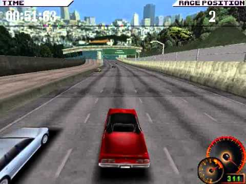 Test Drive 4 (PC) - Gameplay
