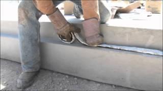 Precast Concrete Type 2 Segmental Box Culvert Installation