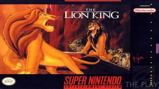 The Lion King - Snes (Under the Stars) Soundtrack