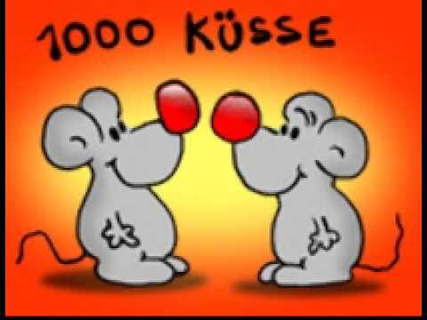 1000 Küsse für meinen Schatz - YouTube