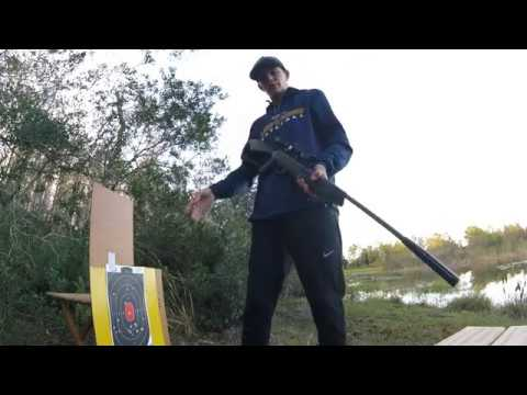 Crosman Fire NP Shoot and Review