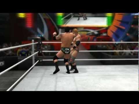 WWE '13: Bull Hammer Elbow
