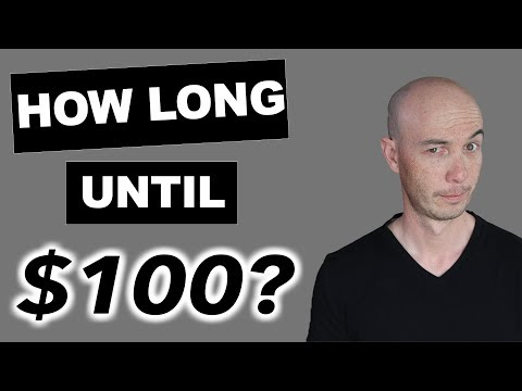How long does it take to earn $100 with an Amazon Affiliate Site?