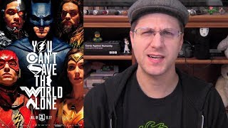 Justice League is Under-Performing: How