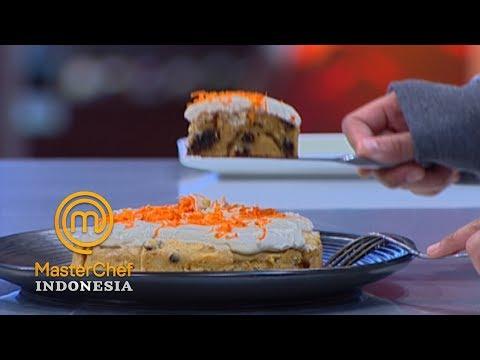MASTERCHEF INDONESIA - Kekurangan Cake Buatan Hans | Gallery 12 | 21 April 2019