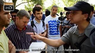 P2 - Di Mana Yesus Mengaku Tuhan?'  Mansur Vs Christians | Speakers Corner | Hyde park