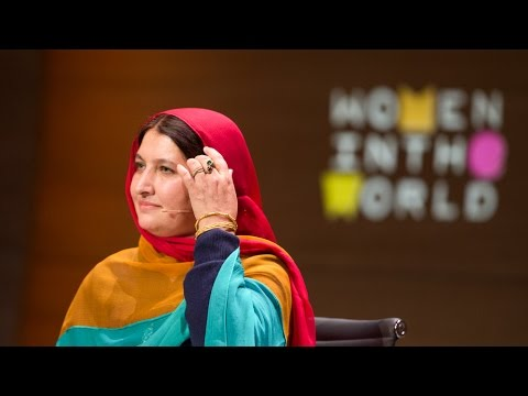 Malala Yousafzai's mom on learning to read and going back to ...