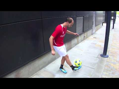 Tutorial - Learn Around The World (ATW) Football/ Soccer Trick