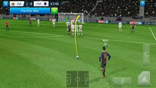 iGameBox⚽️Dream League Soccer HD Android Gameplay #20