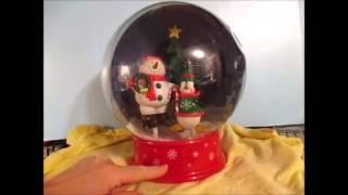 SUSAN STONE ( ITS A SNOW GLOBE CHRISTMAS )