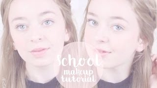 ♡Back To School Drugstore Makeup Tutorial | Floral Princess♡