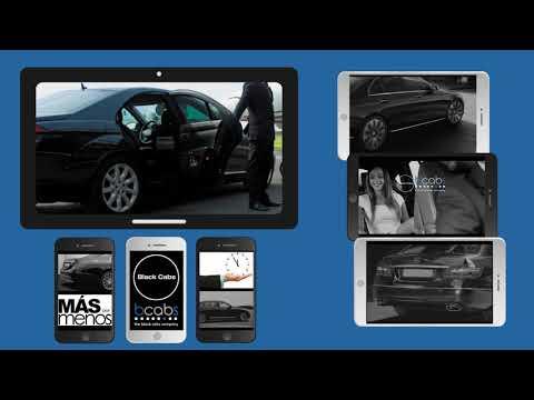 Black Cabs, alquiler de coches con conductor