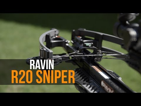 Shooting The Ravin R20 Sniper