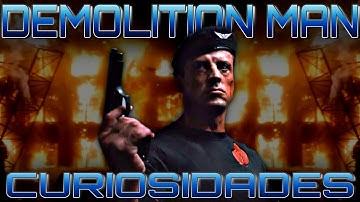 "Curiosidades ""El Demoledor"" - ""Demolition Man"" (1993)"
