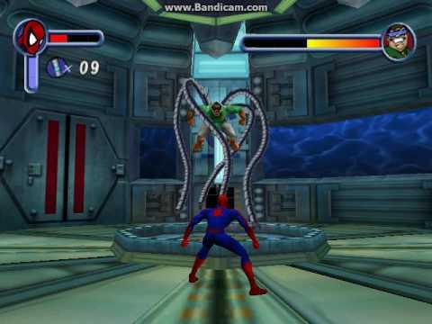 Человек паук VS Доктор осьминог ( Spider man)