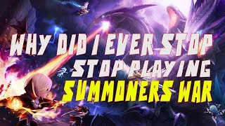 Why Did I Ever Stop Playing Summoners War - Summoners War