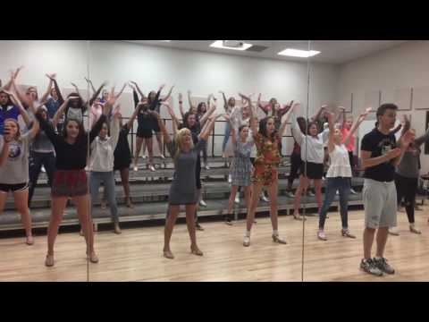 Girls just want to have fun! Full song w/ choreo