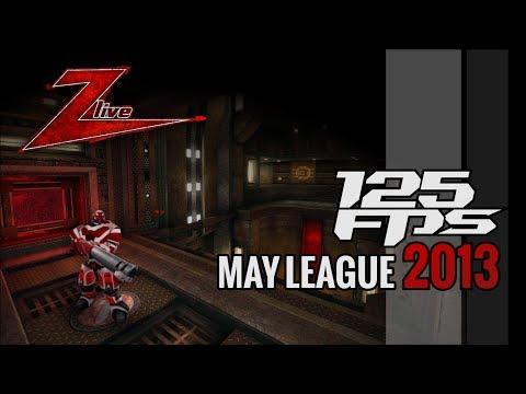 125 FPS May League - Quarter Finals - Guard vs Cooller (Part 1)