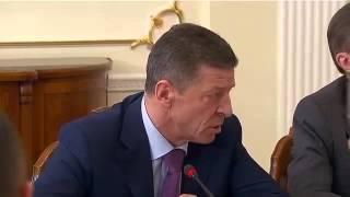 Путин в режиме ручного управления экономикой 04 02 2015