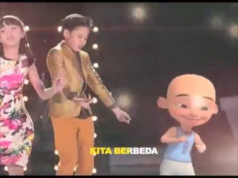 THEME SONG UPIN IPIN with Top 3 Indonesian Idol Junior