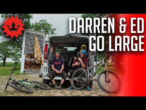 Darren and Ed Go Large