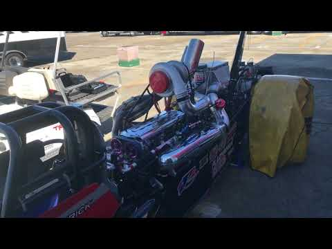 What's Shane T Tuning Today? Fitzpatrick 2JZ Dragster at NHRA Pomona 2018