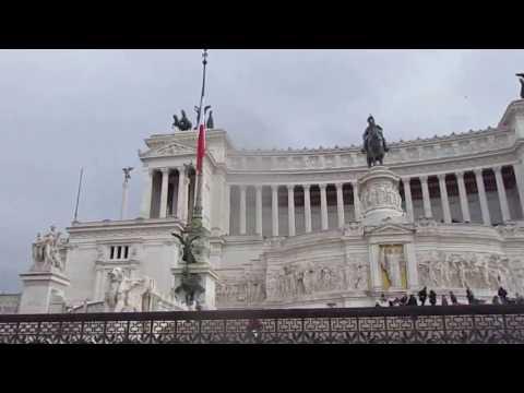 MONUMENTO A VICTOR MANUEL II - ROMA - ITALIA 2017 (dos)