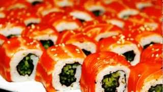 Kosher Sushi by Zami caterers