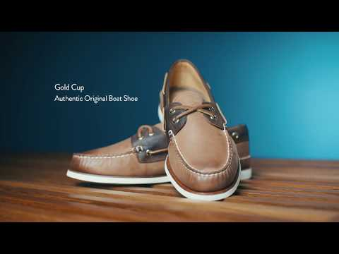 How To Style The Sperry Gold Cup Collection: Boat Shoe