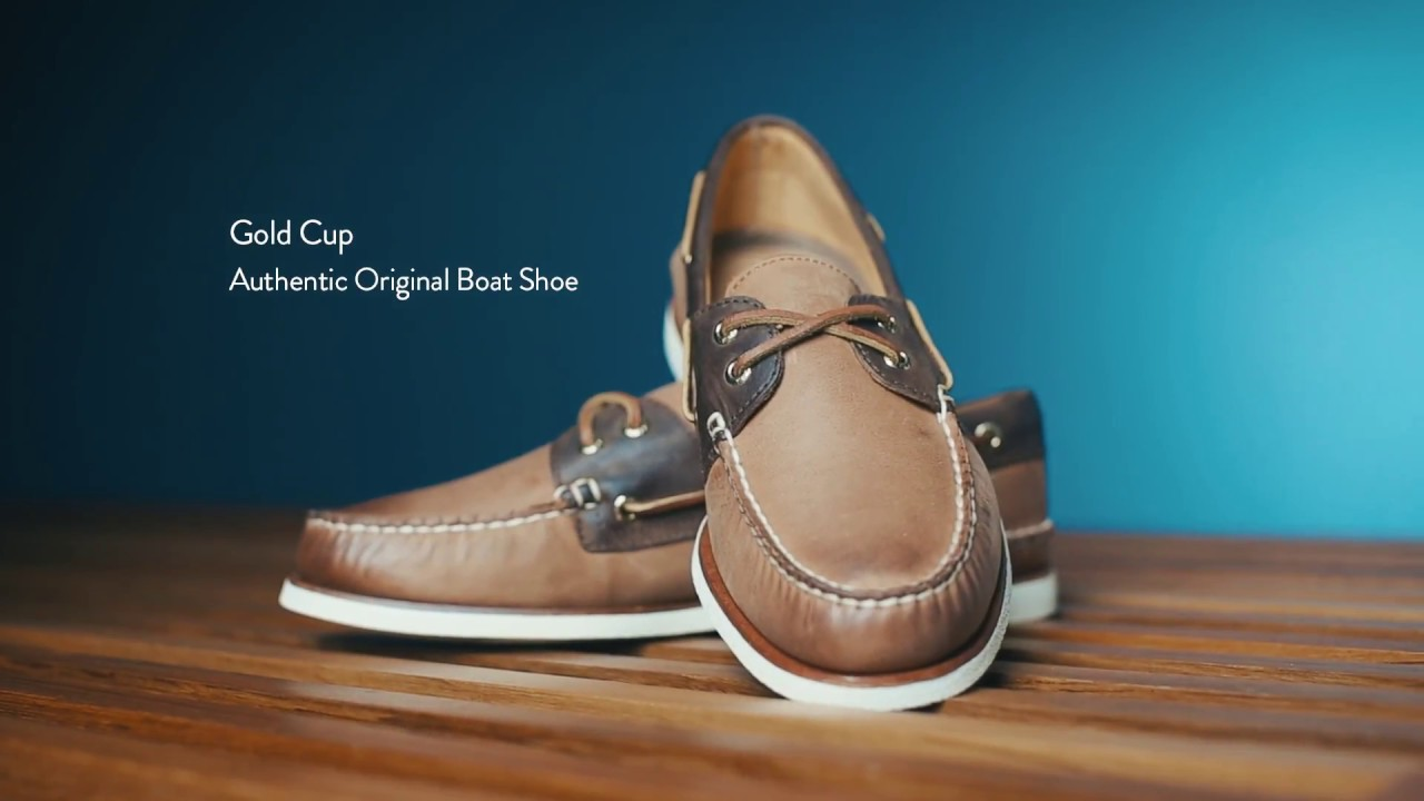 9ed86c0c777 How to Style the Sperry Gold Cup Collection  Boat Shoe - YouTube
