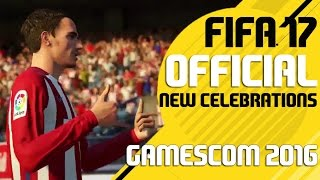 fifa 17 new official celebrations pogba dab griezmann hotline bling
