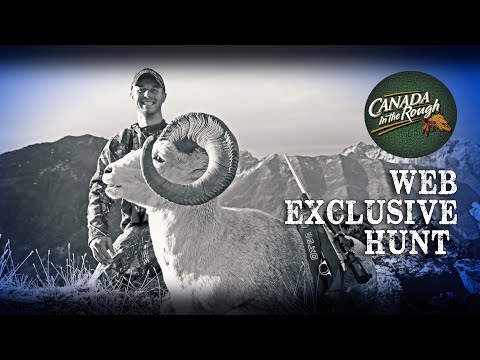Massive Yukon Ram | Web Exclusive (CRAZY Hunt In A Blizzard & Hail Storm!!!)