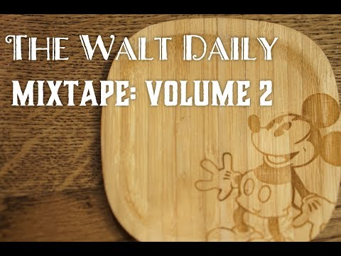 The Walt Daily Mixtape: Volume 2